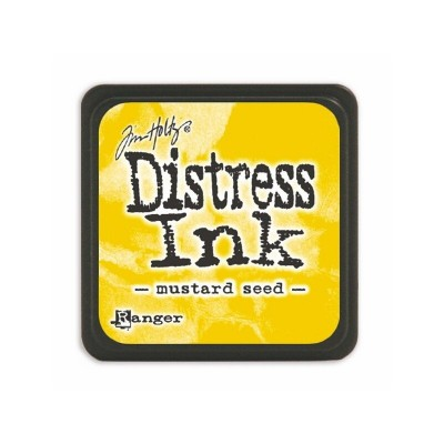 Distress Mini Ink Pad «Mustard Seed»