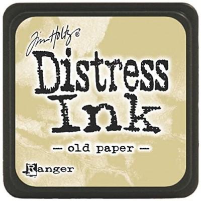 Distress Mini Ink Pad «Old Paper»