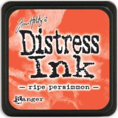 Distress Mini Ink Pad «Ripe Persimmon»