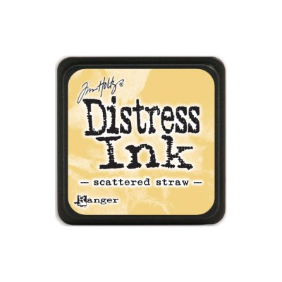 Distress Mini Ink Pad «Scattered Straw»