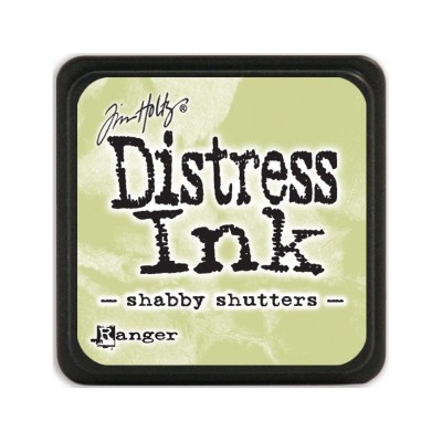 Distress Mini Ink Pad «Shabby Shutters»