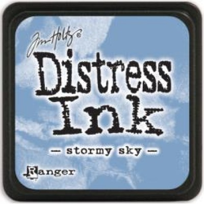 Distress Mini Ink Pad «Stormy Sky»