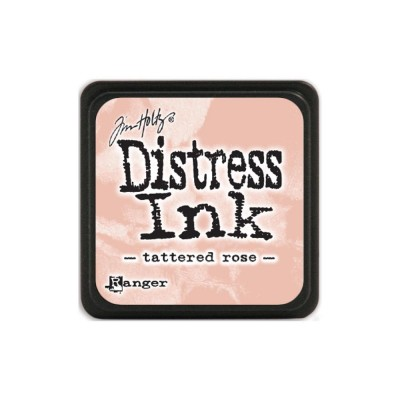 Distress Mini Ink Pad «Tattered Rose»