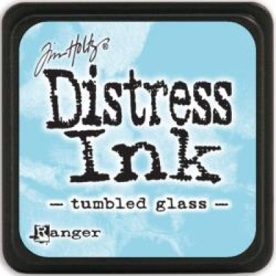Distress Mini Ink Pad «Tumbled Glass»