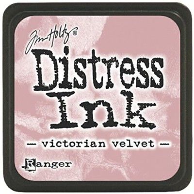 Distress Mini Ink Pad «Victorian Velvet»