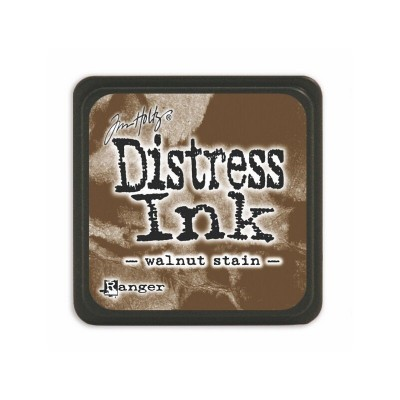 Distress Mini Ink Pad «Walnut Stain»