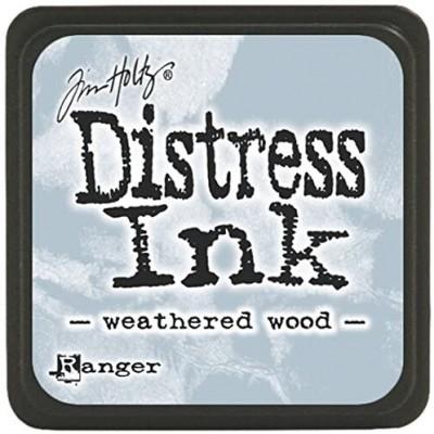 Distress Mini Ink Pad «Weathered Wood»