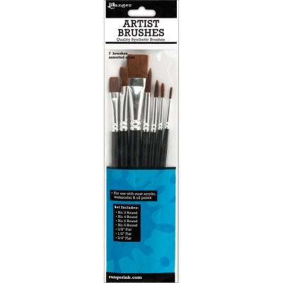 Ranger - Pinceaux «Artist Brushes» 7 / paquet