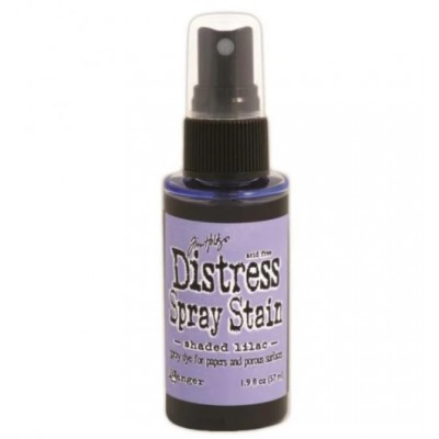 Distress Spray Stain 1.9oz couleur «Shaded Lilac»