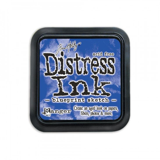 Distress Ink Pad «Blueprint Sketch»