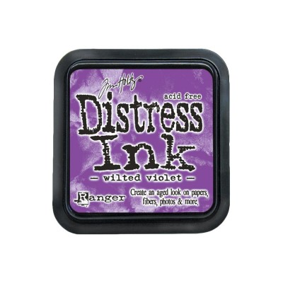 PRÉCOMMANDE-Distress Ink Pad «Wilted Violet»
