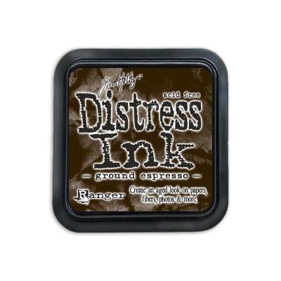 Distress Ink Pad «Ground Espresso»