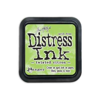 PRÉCOMMANDE-Distress Ink Pad «Twisted Citron»