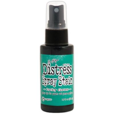 Distress Spray Stain 1.9oz couleur «Lucky Clover»