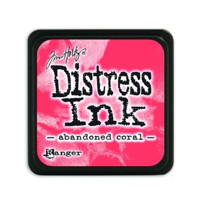 Distress Mini Ink Pad «Abandoned coral»