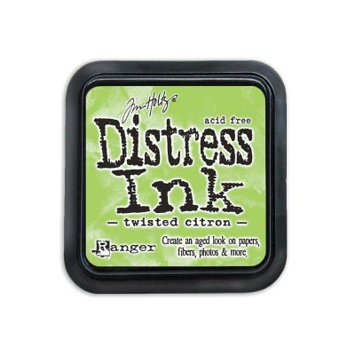 Distress Mini Ink Pad «Twisted citron»