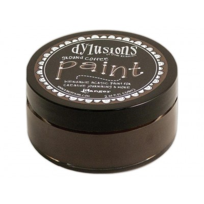 Dylusions - Peinture acrylique mélangeable 2oz - Ground Coffee