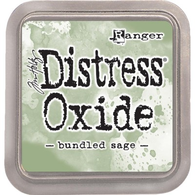 Distress Oxide Ink Pad - Tim Holtz - couleur «Bundled Sage»