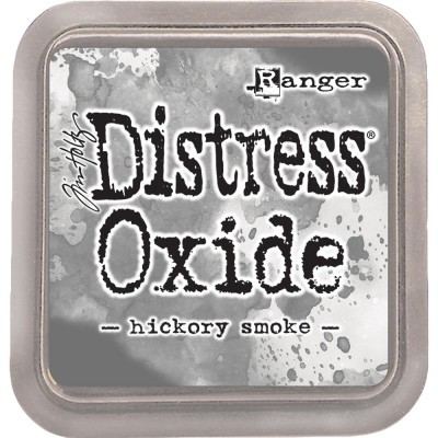 Distress Oxides Ink Pad - Tim Holtz- couleur «Hickory Smoke»