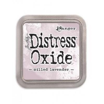 Distress Oxide Ink Pad - Tim Holtz - couleur «Milled Lavender»