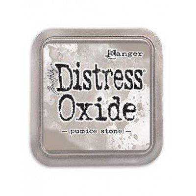 Distress Oxides Ink Pad - Tim Holtz- couleur «Pumice Stone»