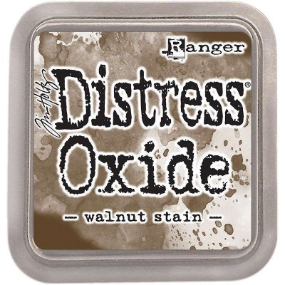 Distress Oxide Ink Pad - Tim Holtz - couleur «Gathered Twigs»