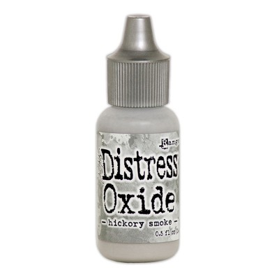 Distress Oxides Reinkers - Tim Holtz- couleur « Hickory Smoke»