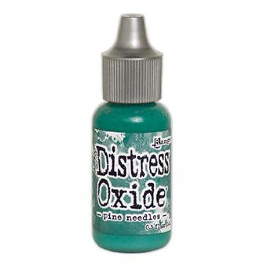 Distress Oxides Reinkers - Tim Holtz- couleur «Pine Needles»