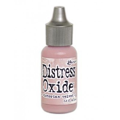 Distress Oxides Reinkers - Tim Holtz- couleur «Victorian Velvet»