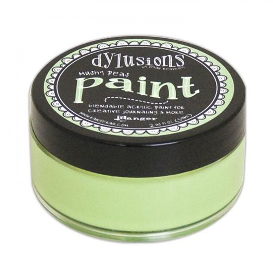 Dylusions - Peinture acrylique mélangeable 2oz - Mushy Peas