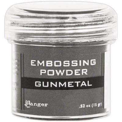 Ranger - Poudre à embosser couleur «Gunmetal»