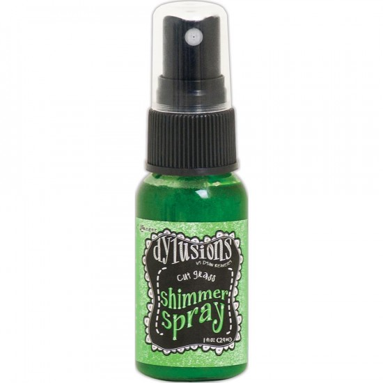 Dylusions - Shimmer Sprays «Cut Grass» 1oz