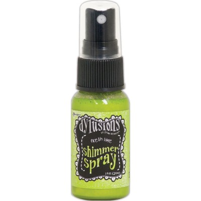 Dylusions - Shimmer Sprays «Fresh Lime» 1oz