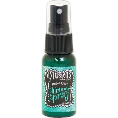 Dylusions - Shimmer Sprays «Polished Jade» 1oz