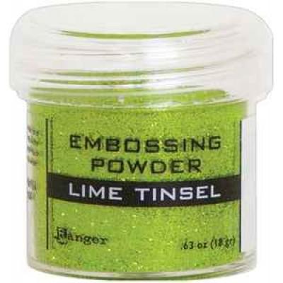 Ranger - Poudre à embosser couleur «Lime Tinsel»