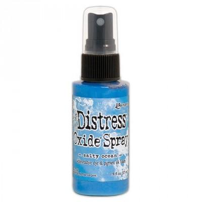 Distress Oxide Spray 1.9oz couleur «Salty Ocean»
