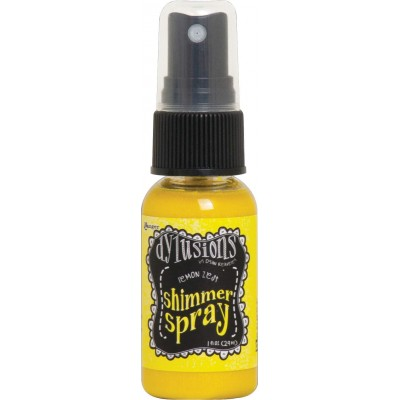 Dylusions - Shimmer Sprays «Lemon Zest» 1oz