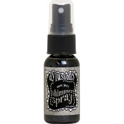 Dylusions - Shimmer Sprays «Slate Grey» 1oz