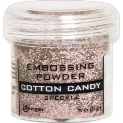 Ranger - Poudre à embosser couleur «Cotton Candy»