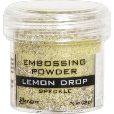Ranger - Poudre à embosser couleur «Lemon Drop»