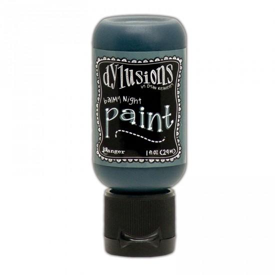 Dylusions - Peinture acrylique «Balmy Night» 1oz