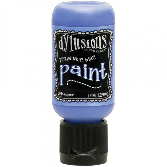 Dylusions - Peinture acrylique «Periwinkle Blue» 1oz