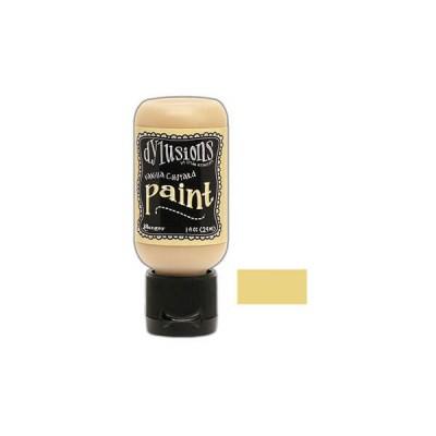 Dylusions - Peinture acrylique «Vanilla Custard» 1oz