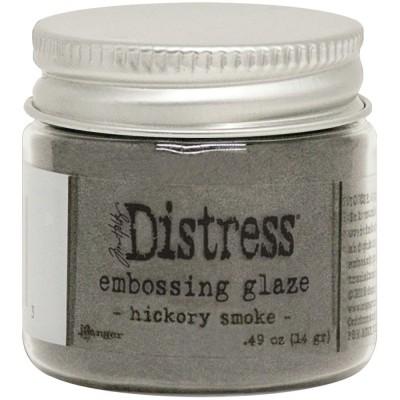 Ranger - Embossing Glaze de Tim Holtz «Hickory Smoke» 0.49 oz