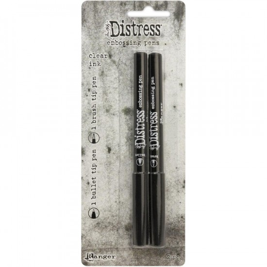 Tim Holtz  - Crayon «Distress Embossing »
