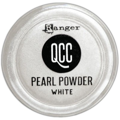Ranger - Quick Cure Clay «White» Pearl Powders .250z