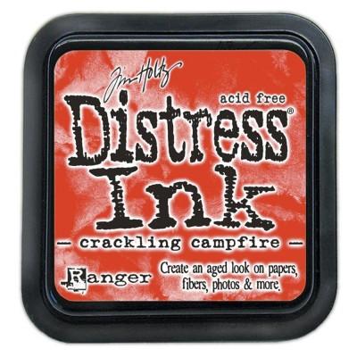 Distress Ink Pad «Crackling Campfire»