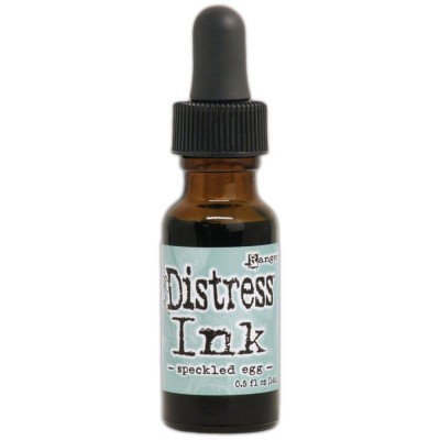 Distress ink Reinkers - Tim Holtz- couleur «Speckled Egg»