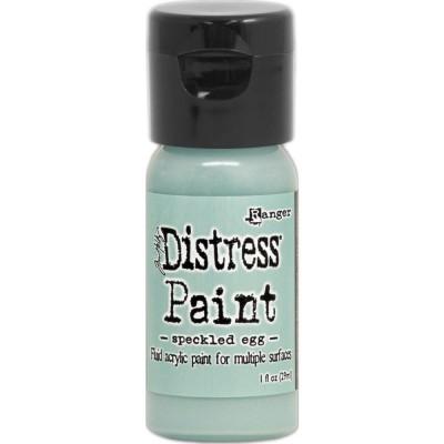 Distress Paint Flip Top - Tim Holtz- couleur «Speckled Egg»