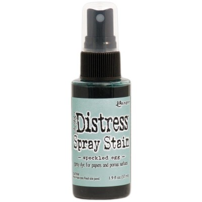 Distress Spray Stain 1.9oz couleur «Speckled Egg»